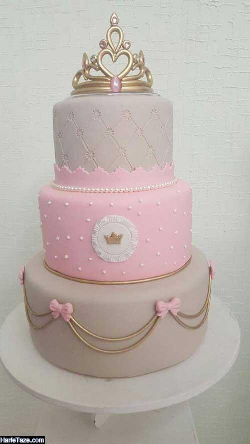 کیکهای تولد تاجی ۲۰۲۰