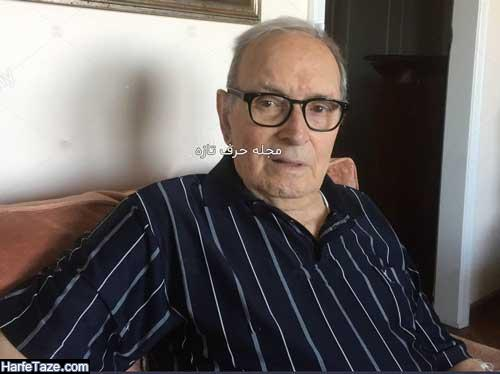 علت درگذشت انیو موریکونه موسیقیدان مشهور