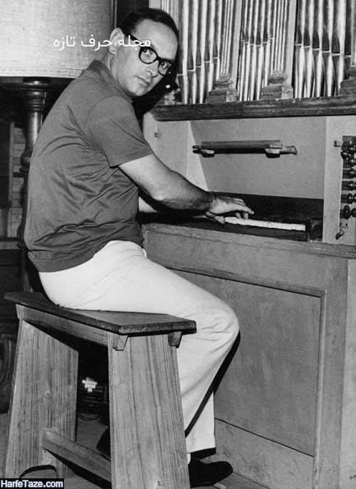 زندگینامه انیو موریکونه آهنگساز ایتالیایی