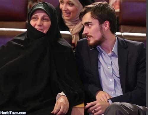 عکس های خانواده امام خمینی