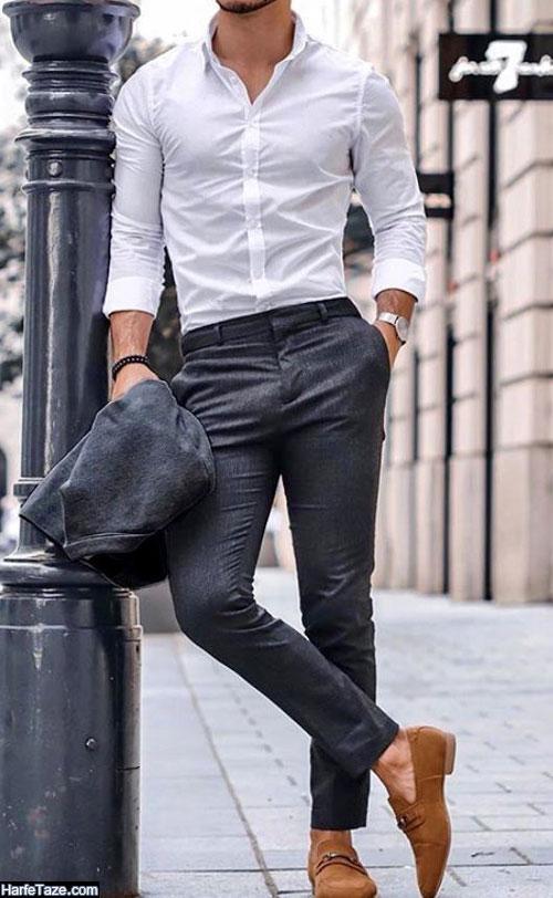 مدل استایل زیبا برای آقایان