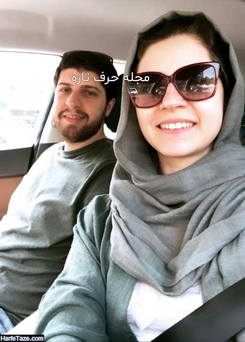 بیوگرافی و سوابق آرین وزیردفتری همسر شادی کرم رودی