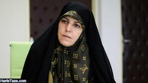 زندگینامه شهیندخت مولاوردی سیاستمدار و معوان سابق روحانی در امور زنان
