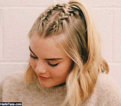 مو بافی جدید 99 دخترانه