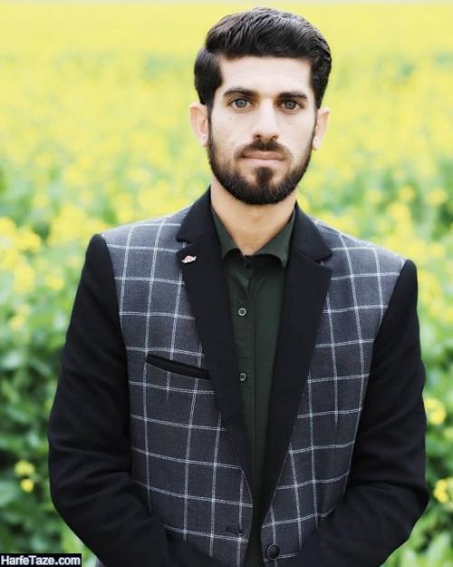 زندگینامه عباس کهزادی نسب مداح سیاسی