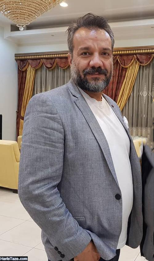 بیوگرافی شخصی رضا امیر احمدی مجری