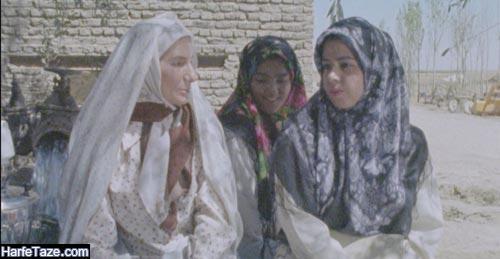 اسامی بازیگران سریال عقیق 1368