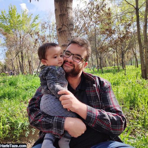 عکس های شخصی و خانواده و پسر امیر شکوهی نیا مدیر عامل شتاب دهنده هاردتک