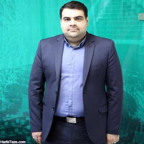 سوابق و فعالیت های مدیر سایت نماینده و مشاور قالیباف در مجلس