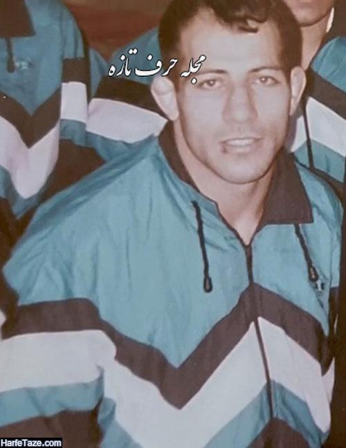 زندگینامه امیررضا قمی مربی جودو و اولین المپیکی جودوکار