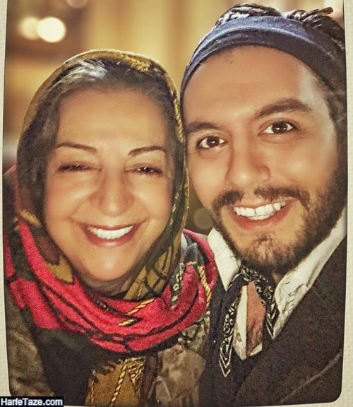 بیوگرافی کامل امیررضا میرآقا بازیگر نقش فیروز در سریال آب پریا + عکس