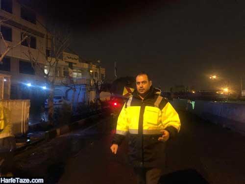 درگذشت عبدالرضا داودی شهردار ناحیه 4 منطقه 6 تهران بر اثر کرونا