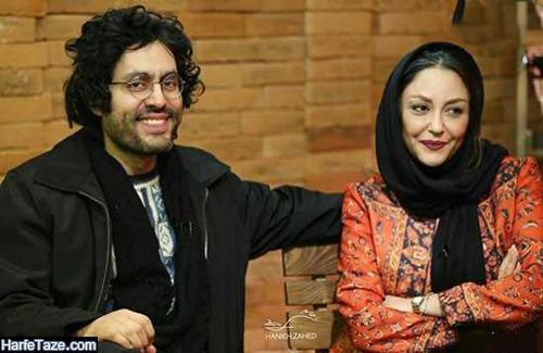 عکس های جدید آذرخش فراهانی با خانواده اش