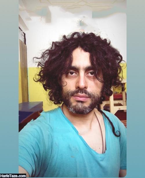 زندگینامه آذرخش فراهانی موزیسین و بازیگر و خواننده و نقاش