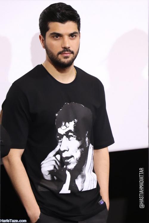 بیوگرافی و عکس شخصی حامد تهرانی در آقازاده