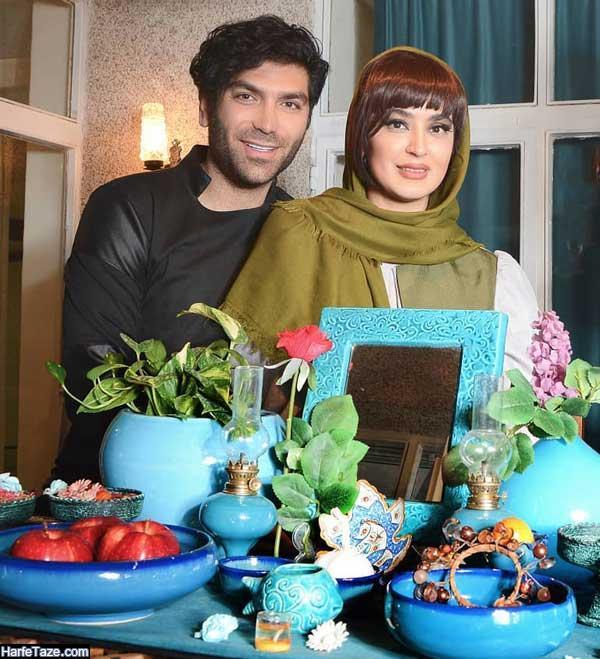 عکس و بیوگرافی امیرحسین صدهزاری بازیگر نقش نادر در سریال دخترم نرگس