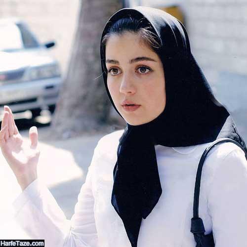 عکس و بیوگرافی افسانه پاکرو بازیگر نقش عاطفه در سریال تکیه بر باد