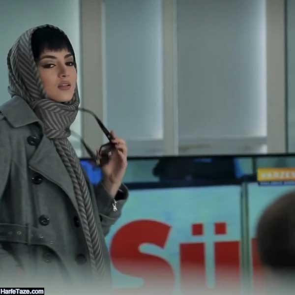 بیوگرافی و سوابق پردیس پورعابدینی بازیگر نقش (راضیه) مانلی در سریال آقازاده
