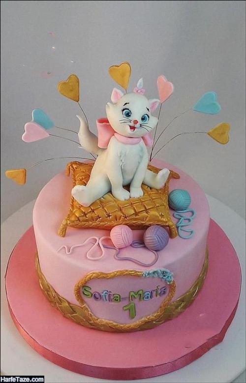 مدلهای شیک و خاص کیک کیتی
