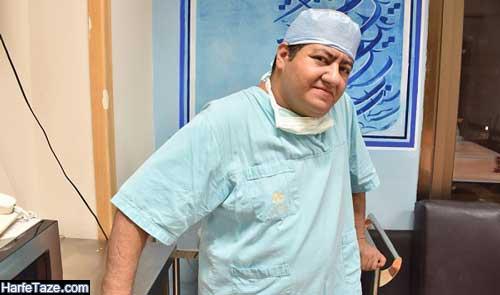 زندگینامه دکتر گیو شریفی متخصص و جراح مغز و همسرش
