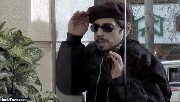 جواد رضویان بازیگر نقش فیروز در 10 رقمی