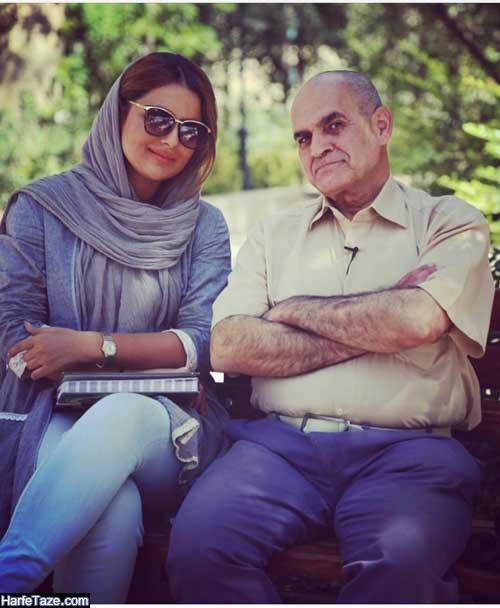 ازدواج مجدد پیمان قاسمخانی با میترا ابراهیمی