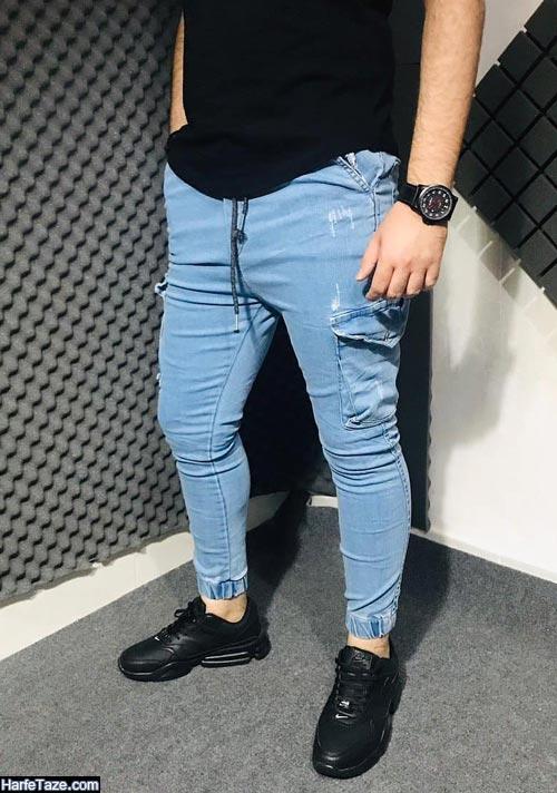مدل شلوار جین مردانه 99