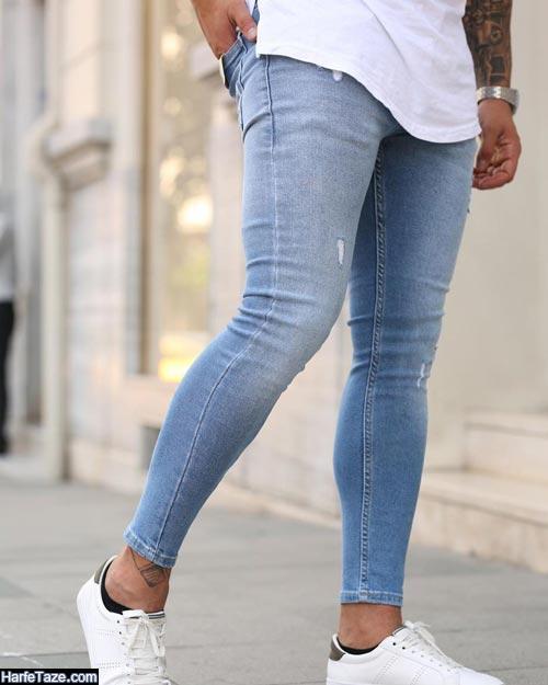 مدل شلوار جین مردانه 2020
