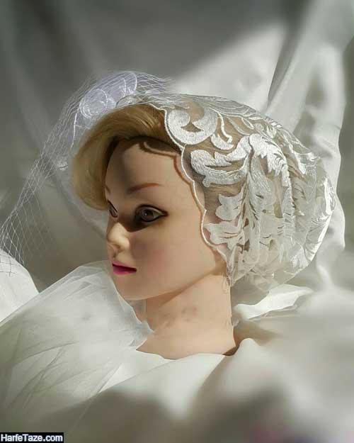 مدل کلاه حجاب برای موهای باز+تصویر