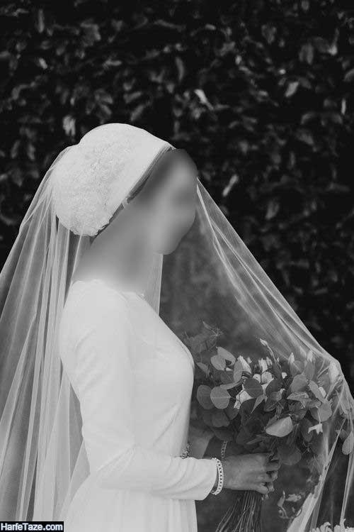 زیباترین مدل توربان عروس 2020