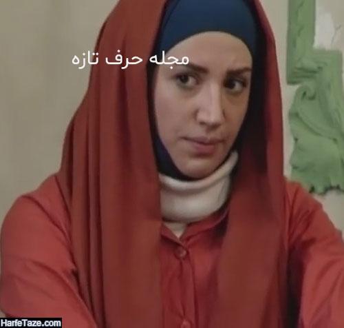 عکس و بیوگرافی کولان دبستانی بازیگر نقش لادن در سریال خوش نشین ها