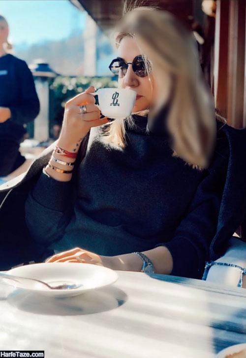 عکس های جدید کولان دبستانی بازیگر و همسرش