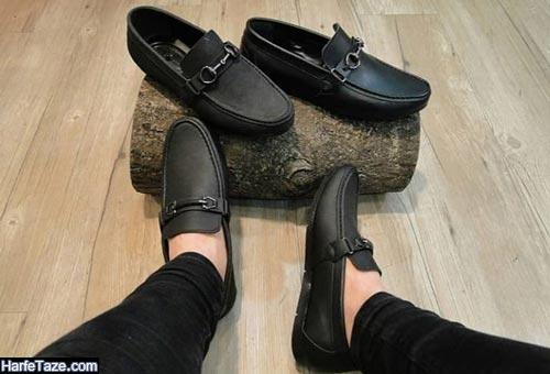 کفش کالج مردانه | انواع جدیدترین مدل های کفش کالج مردانه تابستان ۹۹