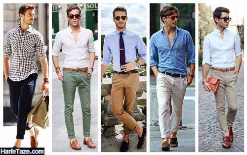 راهنمای خرید شلوار کتان مردانه