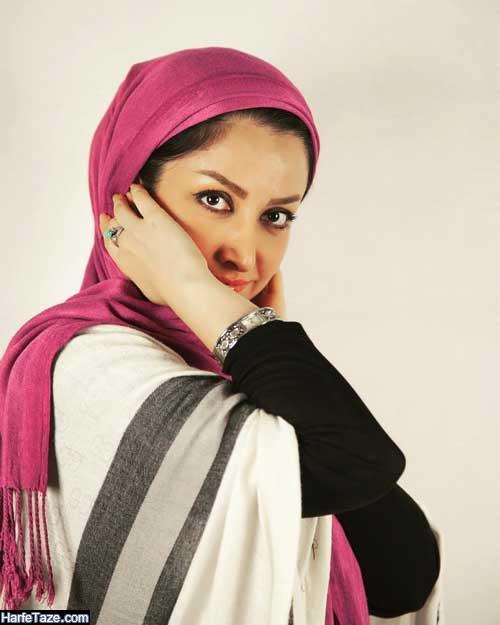 بیوگرافی و عکس های جدید پرستو مقدم و همسرش
