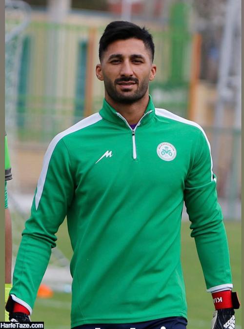 سوابق و افتخارات محمد رشید مظاهری دروازه بان فوتبال