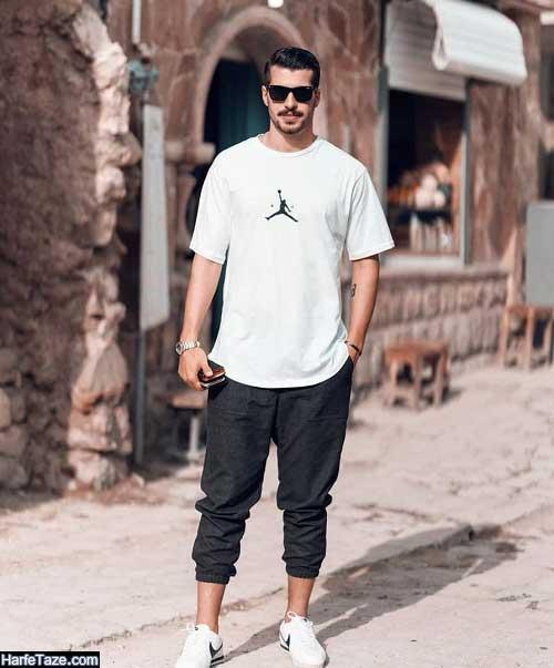 مدل لباس و استایل saeed-ezatolahi