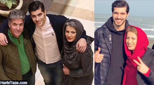 زندگینامه و خانواده سعید عزت اللهی
