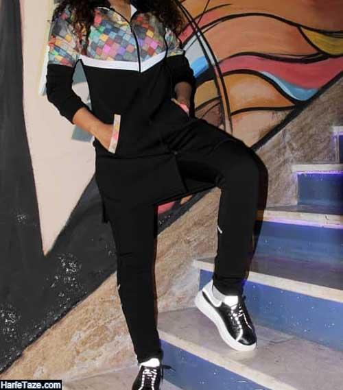 مدل لاکچری و شیک لباس برای باشگاه