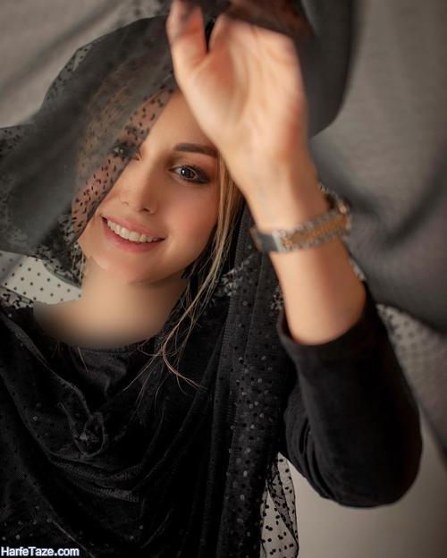 تصاویر جدید و تکی سپیده بزمی پور