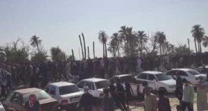 شیخ منصور آلبوغبیش کیست و حواشی تشییع جنازه شیخ آلبوغبیش در شادگان