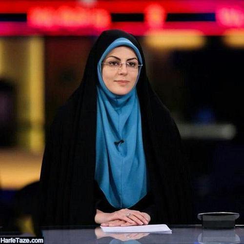 بیوگرافی و عکس های جدید زهرا رکوعی گوینده خبر