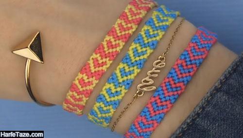 جدیدترین مدل های دستبند دوستی دخترانه و پسرانه 2020 با طرح های شیک