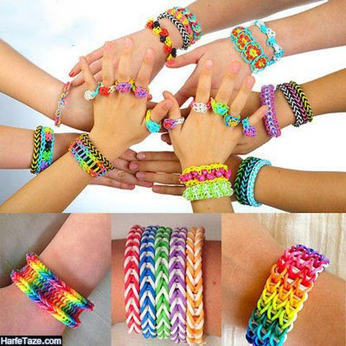 دستبندهای مرواریدی جدید برای هدیه دادن به دوست
