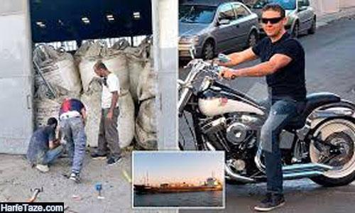 تاجر روسی مالک نیترات آمونیوم انفجار ببروت کیست