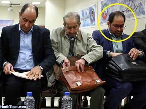 خانواده و اتهامات علی اشرف ریاحی