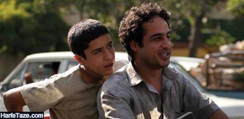 مهرداد صدیقیان در فیلم عصر جمعه