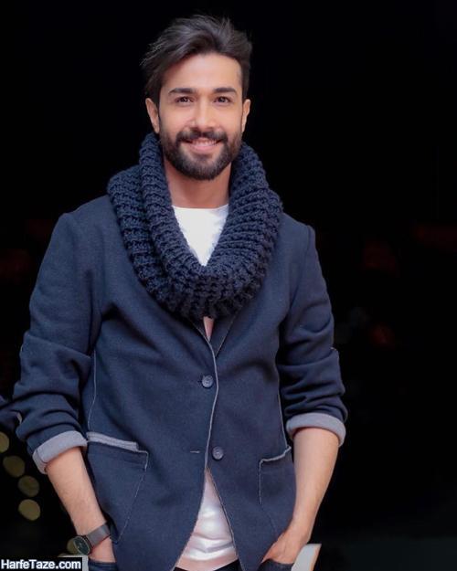 حسین مهری بازیگر سریال معراجیهاکیست