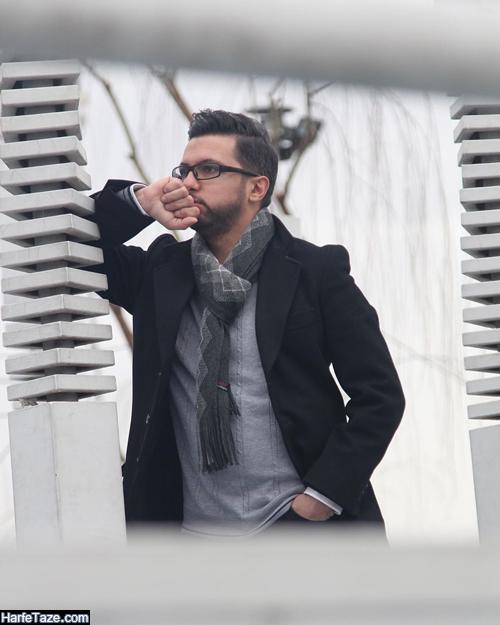 عکس های جدید و اینستاگرام فرید ملک محمدی بازیگر