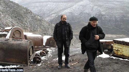 علت توقیف فیلم خرس خسرو معصومی